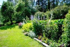 100% outdoor: puutarha