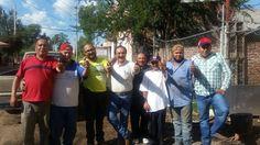 """Mi agradecimiento a mis amigos de la Colonia """"Garcia Robles"""". En el Camino Viejo del Jerico, por todo el apoyo recibido y las muestras de afectó a mi persona demostrado durante la pasada jornada Político Electoral.. A disfrutar de un buen pozole y ricos Taquitos dorados.  Mi afecto.   #PorZamoraSí  #UnidosSomosMas #Morelia #Zamora #Mexico #EstadosUnidos #USA #amigos #undiacomohoy #PT #PRD #PAN #PRI #Michoacan #MartinSama"""