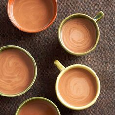 Cook up this chipotle-infused hot chocolate recipe in your slow cooker: http://www.bhg.com/recipes/drinks/seasonal/winter-drink-recipes/?socsrc=bhgpin112414aztechotchocolate&page=2