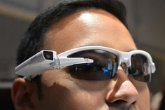 Sony's head-mounting display will turn spectacles into smart glasses
