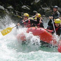 Rafting Action am Wildwasser in der Steiermark - Austria Rafting, Nationalparks, Outdoor, River, Alps, Adventure, Landscape, Nice Asses, Outdoors