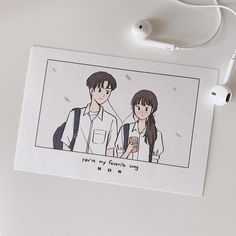 art ✔ Couple Illustration Drawing Cartoon with a pict Cute Couple Drawings, Cute Couple Art, Anime Couples Drawings, Cute Drawings, Sweet Couple, Paar Illustration, Couple Illustration, Character Illustration, Anime Kunst