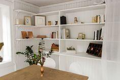 Inside Zurich Lisa and Tony Zurich, Shelving, Bookcase, Lisa, Interior Design, Inspiration, Home Decor, Shelves, Nest Design