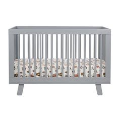 babyletto Hudson 3-in-1 Convertible Crib Set   AllModern