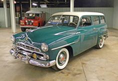 1951 Dodge Kingsway 2-Door Wagon
