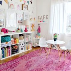 Playroom goals