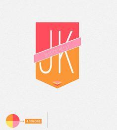 Colorful Banner Logo