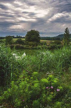 Le Doubs . Franche-Compté