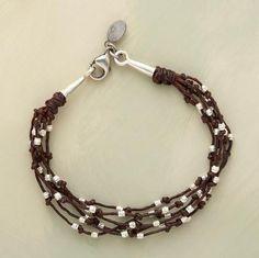 Twig Bracelet - Wrap & Multi-strand - Bracelets - Jewelry   Robert Redford's Sundance Catalog