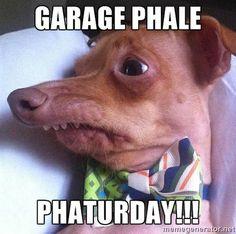 craigslist garage sale ad ~ lol!