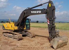 volvo ec210b fx excavator service repair manual comprehensive rh pinterest com RC Volvo Hydraulic Excavators RC Volvo Hydraulic Excavators