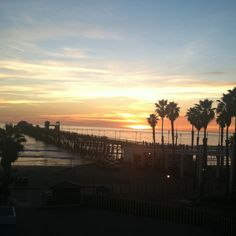 Oceanside CA pier. Can't wait to be there in August! #familyvacay2013