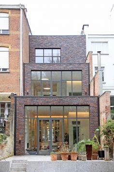 Architectenkantoor: Edward Sorgeloose Architecture - Restauratie van een charmant herenhuis