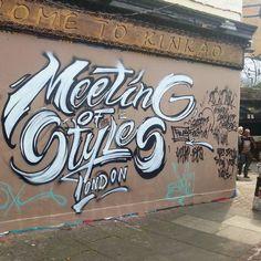 Meeting of Styles 2016   Meeting of Styles festival   #StreetArt #Graffiti #UrbanArt #MeetingOfStyles2016 #ArtFest #WhoDidThis #PedleyStreet #Shoreditch #London #GalaxyS3 #SprayDaily #tv_streetart #rsa_graffiti #dsb_graff #GullySteez #TagLifeGraffiti #NotBanksyForum #MuralsDaily #StreetArtNews #GraffitiLondon #GraffitiUK #StreetArtLondon #StreetArtUK #LondonStreetArt #UkStreetArt #ShoreditchStreetArt #StreetArtEverywhere by apollobelladona from Shoreditch feed from Instagram hashtag…