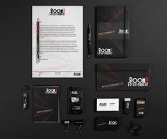 Boom Entertainment Dubai by Terry Nichols@InDepth Design Solutions, via Behance