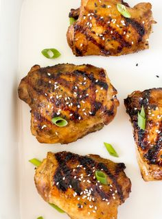Korean Grilled Chicken