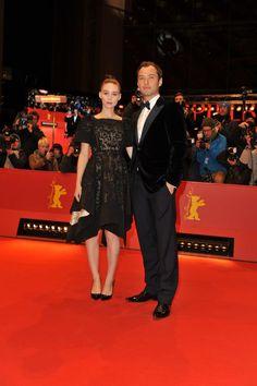 Rooney Mara & Jude Law @ Berlinale