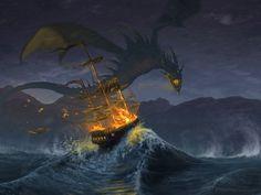sea dragon wallpaper (10)
