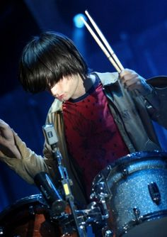 Jonny Greenwood - #Radiohead - Coachella Valley Music Festival 2004