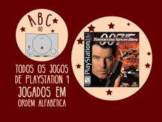 007 Tomorrow Never Dies - Gameplay comentado em português [ABC do PS1]