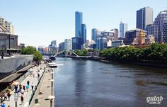Gulab » Melbourne: Berth