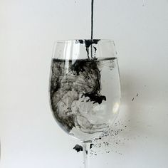 Картинка с тегом «black, water, and glass»