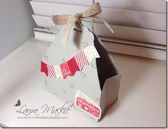 tag topper treat bag ~ Laura Mackie