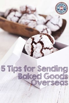 How To Ship Chocolate Bar Ingredients From Overseas