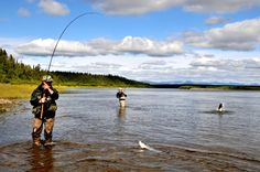 Alaska, Kobuk river... north.