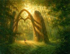 The Gate by Christophe Vacher