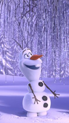"""Hi, I'm Olaf and I like warm hugs."""