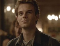 Yay it's Kol! He's hilarious, arrogant and good looking! He loves his baseball bat and mirror