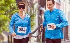 The Blind Run: Blind hardlopen