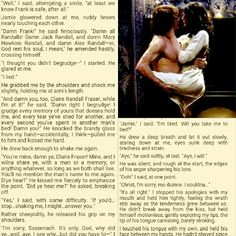 Dragonfly in Amber(Outlander book 2) Jaime &Claire