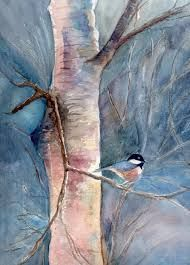 Resultado de imagen para pinturas de arboles