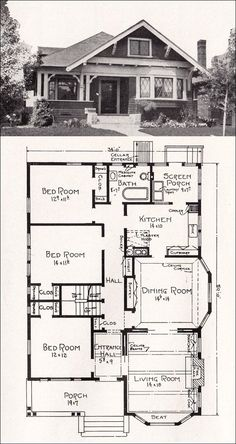 880 Best Craftsman Homes images | Craftsman, House styles ... Large Bungalow Craftsman House Plans on old craftsman bungalow house plans, large craftsman lake house plans, large craftsman floor plans,