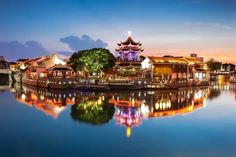 9 Hidden Cities in Asia for Your Bucket List — SmarterTravel In China, Amazing Destinations, Travel Destinations, Bull Dog Ingles, Peking, World Quotes, Suzhou, China Travel, Hotel Reviews