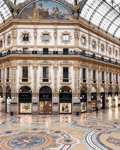 Galleria Vittorio Emanuele | anddicted