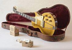 1952 Gibson Les Paul Model via Websta: @buyusfear
