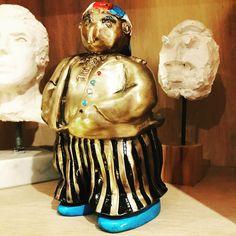 «BIG LEON» bronze by MOLINE.
