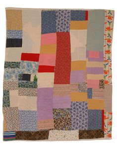 Strip Quilt, 1950-1955 | von The Henry Ford