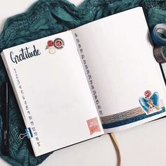 Janvier 2020 avec Daphné - Collection Full focus - Blueberrypapeterie