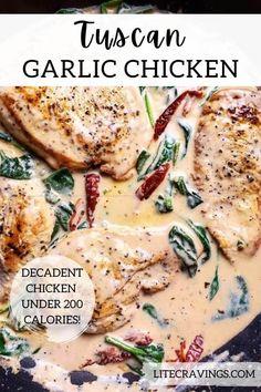 Ww Recipes, Chicken Recipes, Dinner Recipes, Healthy Recipes, Lean Recipes, Cooking Recipes, Chicken Ideas, Light Recipes, Healthy Options
