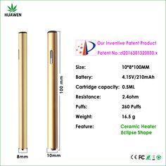 big vapor smoke custom logo CBD Disposable E Cigarette MVO vaporizer pen mini vape pen