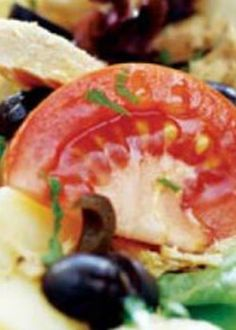 Salada de atum