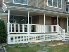 Decks by SHELLS ONLY Complete Home Imrovements - Long Island's Decks, Porches And Porticos