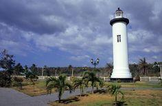 Faro de Rincón.  Puerto Rico