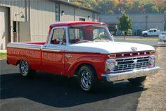 1966 F100