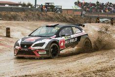 Seat Ibiza 6J Rallycross Seat Cupra, Racing, Sport, History, Vehicles, Car, Rally, Running, Deporte