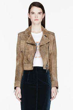 If the biker jacket fits, wear it! @Polyvore #ShopPolyvore